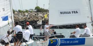 Pierre-Antoine Morvan - Match Race