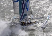 Oman Sail Musandam départ Tour des Iles Britanniques