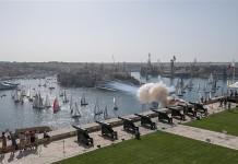 Départ Middle Sea Race 2014