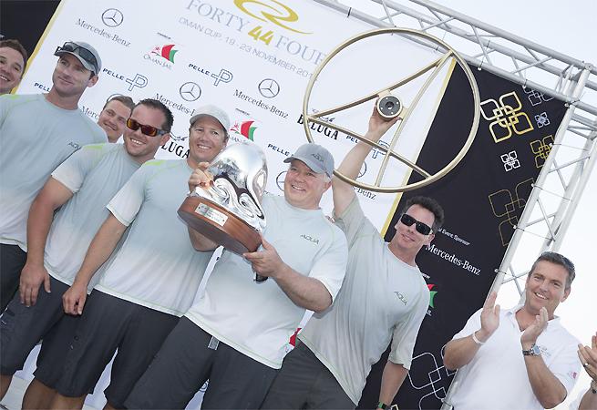 Team Aqua champion 2014