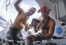 Les frères Garcia à l`équateur