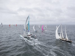 Départ ArMen Race 2015