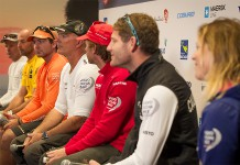 Conférence de presse skippers VOR