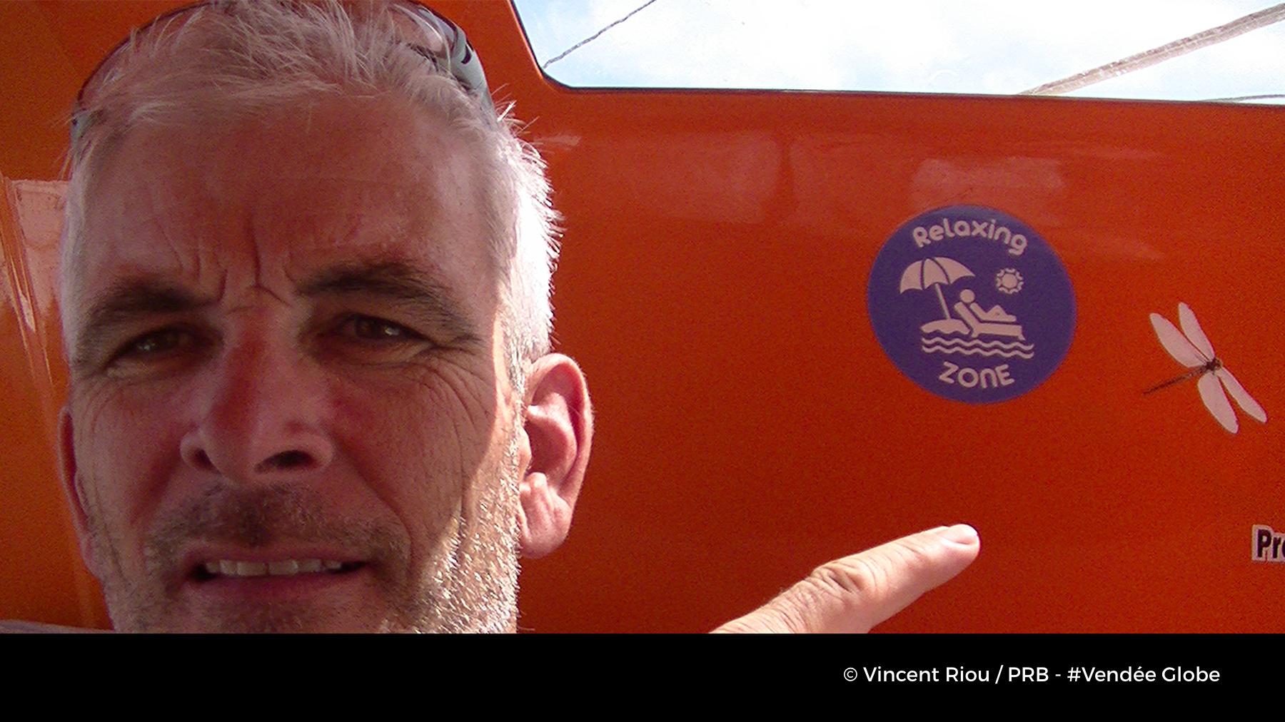 PARIS - Vendée Globe: au Cap Vert, le Boss, c'est Thomson