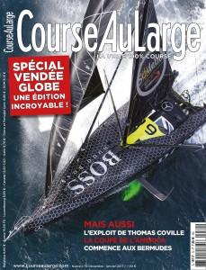 Numéro Course au Large 72 spécial Vendée Globe