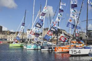 Grand Prix de France de course au large. 100 bateaux attendus à Cherbourg