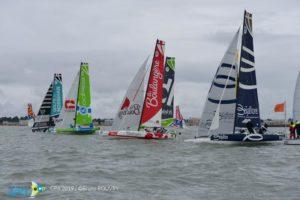 Grand Prix Atlantique. 18 équipes à Pornichet