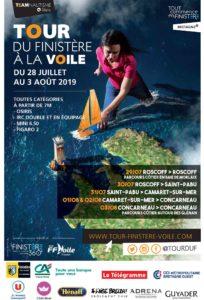 Tour du Finistère. Inscriptions ouvertes, Figaro 2 et Mini 6.50 acceptés !