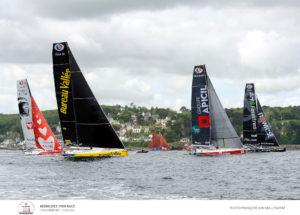Bermudes 1000 Race Douarnenez-Brest. Départ décalé à jeudi 17h