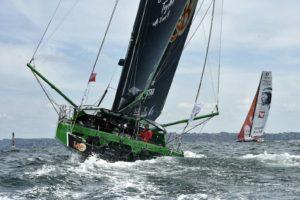 Tableau officiel du Vendée Globe : 20 skippers dans la course aux milles
