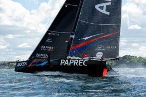 GP Guyader. ARKEA PAPREC, Serenis Consulting et Team Pro sacrés vainqueurs de la 20e édition