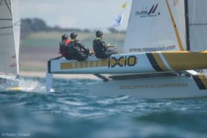 Team Réseau Ixio – Toulon Provence Méditerranée – un équipage déterminé