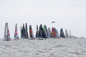 Solitaire Urgo Le Figaro. Une course prometteuse!