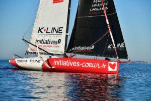 ArMen Race Uship 2019 : Initiatives Cœur premier IMOCA