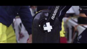 Franck Cammas et Charles Caudrelier prennent leur marque sur le Maxi Edmond de Rothschild