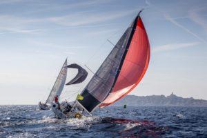 Quadra Solo-Duo Méditerranée. 79 navigateurs au départ