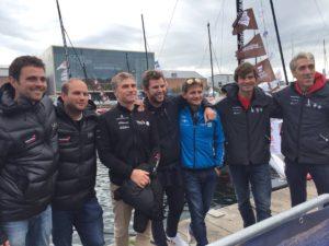 Multi50. Trois bateaux au départ, Arthur Le Vaillant rejoindra la Classe dès 2020