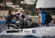 Finale - Championnats de France Espoir de Match Racing