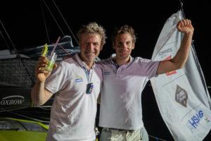 Transat Jacques Vabre. Charlie Dalin et Yann Eliès victorieux en Imoca