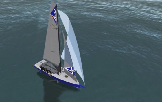 Youth America's Cup AC9F