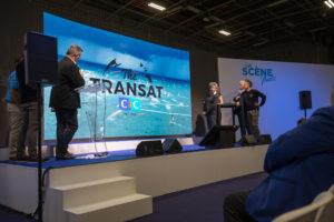 The Transat CIC au départ de Brest