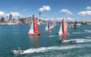 The Ocean Race. Un parcours plus long, quid d'une équipe et d'une étape française ?