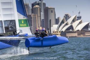SailGP. Une équipe française remaniée pour 2020
