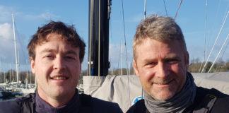 Martin Le pape et Yann ELiès