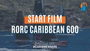 Rorc Caribean 600. Départ dans des airs légers !