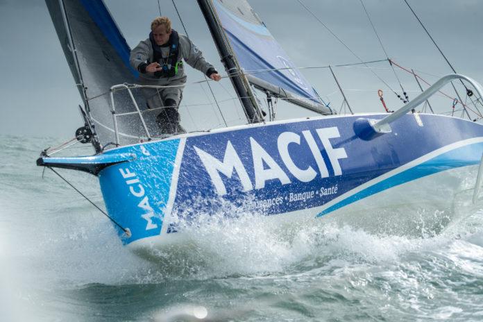 Skipper Figaro Macif