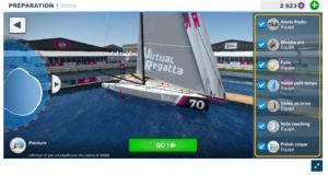 Participez à la Grande Évasion, course de voile virtuelle avec déjà 50 000 concurrents engagés !
