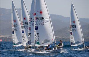 La Semaine Olympique Française de Hyères 2020 en régate virtuelle
