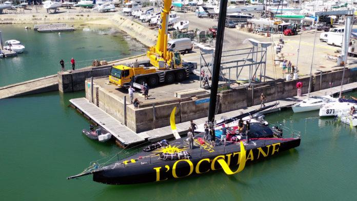 IMOCA L'Occitane en Provence l Armel Tripon - Skipper