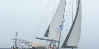 Atlantic Back Cruising.