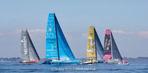 La « DRHEAM-CUP théâtre du Grand Prix de France de course au large