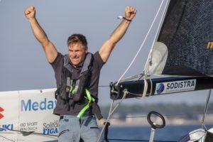 Solitaire du Figaro. La magnifique victoire de Fred Duthill