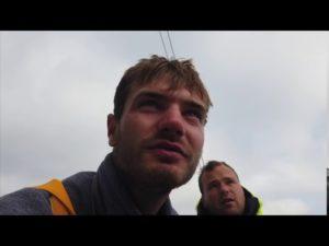 Normandy Channel Race. Conditions musclées, 8 abandons. Banque du Léman devant Crédit Mutuel