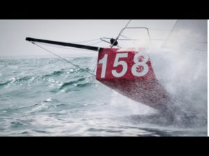 Normandy Channel Race. Valentin Gautier et Simon Koster Banque du Léman remportent la NCR