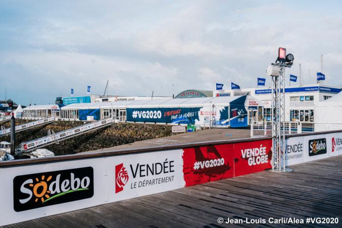 Village Vendée Globe 2020
