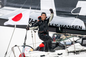 Vendée Globe. Kojiro Shiraishi, premier skipper asiatique à boucler le Vendée Globe