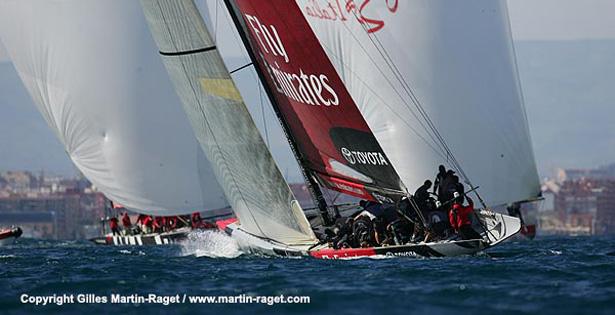 Valence 2004 - Emirates Team New Zealand