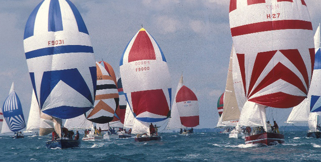 Admiral´s Cup 1983