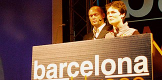 Barcelona World Race Conférence octopre 2005