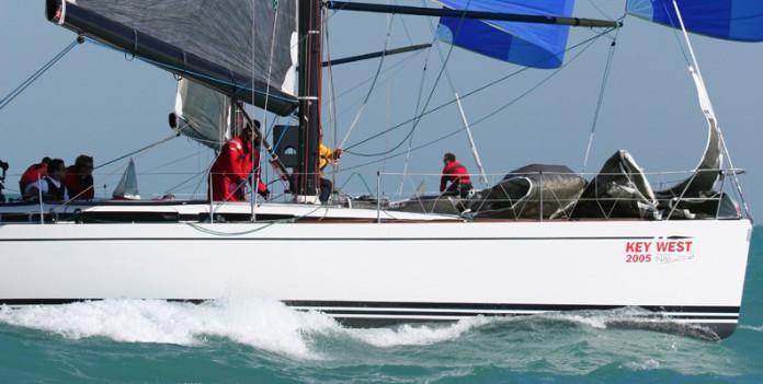 Swan 45 à Key West
