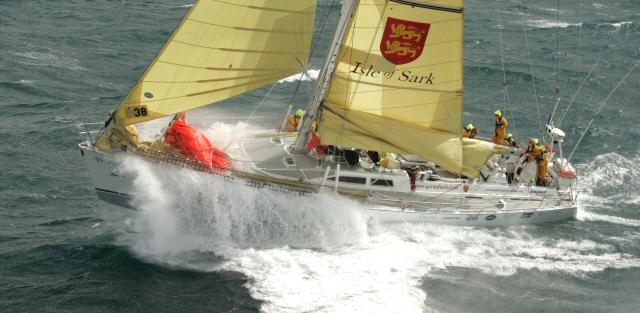 Spirit of Sark / Global Challenge