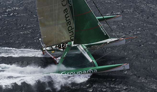 Russel Coutts Et L 233 Quipage De Bmw Oracle Racing S