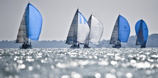 Flotte Commodores Cup Jour 2