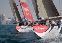 ETNZ contre BMW Oracle finale Dubaï