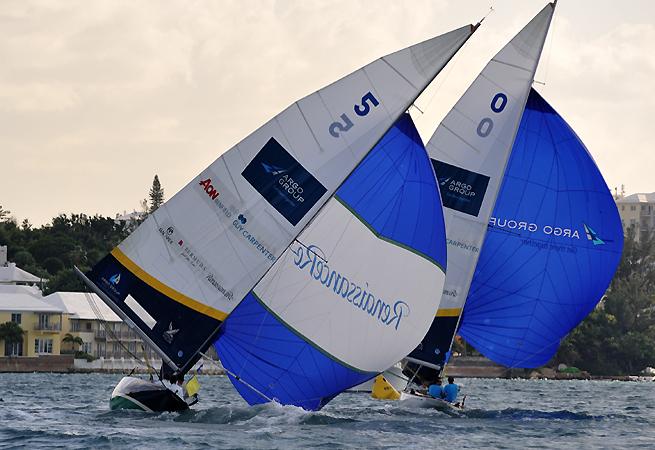 Gold Cup Bermudes 2011