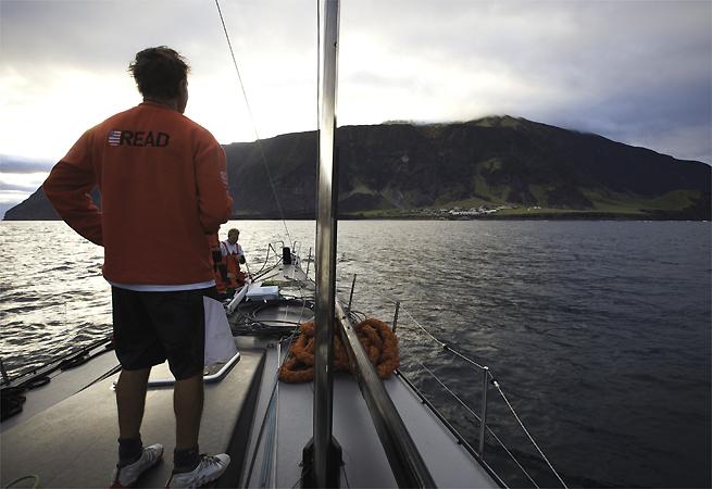Ken Read Puma Tristan da Cunha